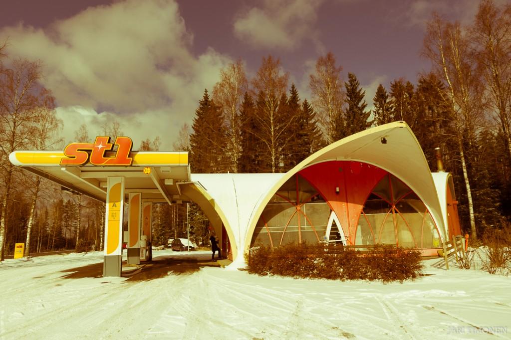 Lempäälän Helsingintien St1-asema
