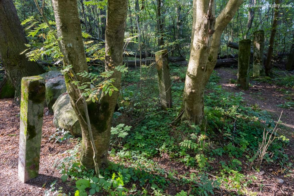 Metsolan rajapylväät